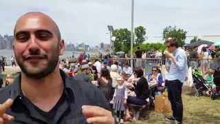 Shahab in New York | Be There | Emirates Airline