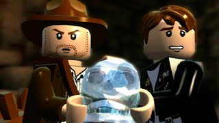 LEGO Indiana Jones 2 100% Walkthrough Part 3 - Peru Cell Perusal & Tomb Doom