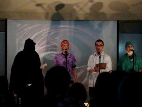Karaoke Biology Carry on my wayward Cell