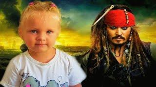 Пираты игра как мультик для детей