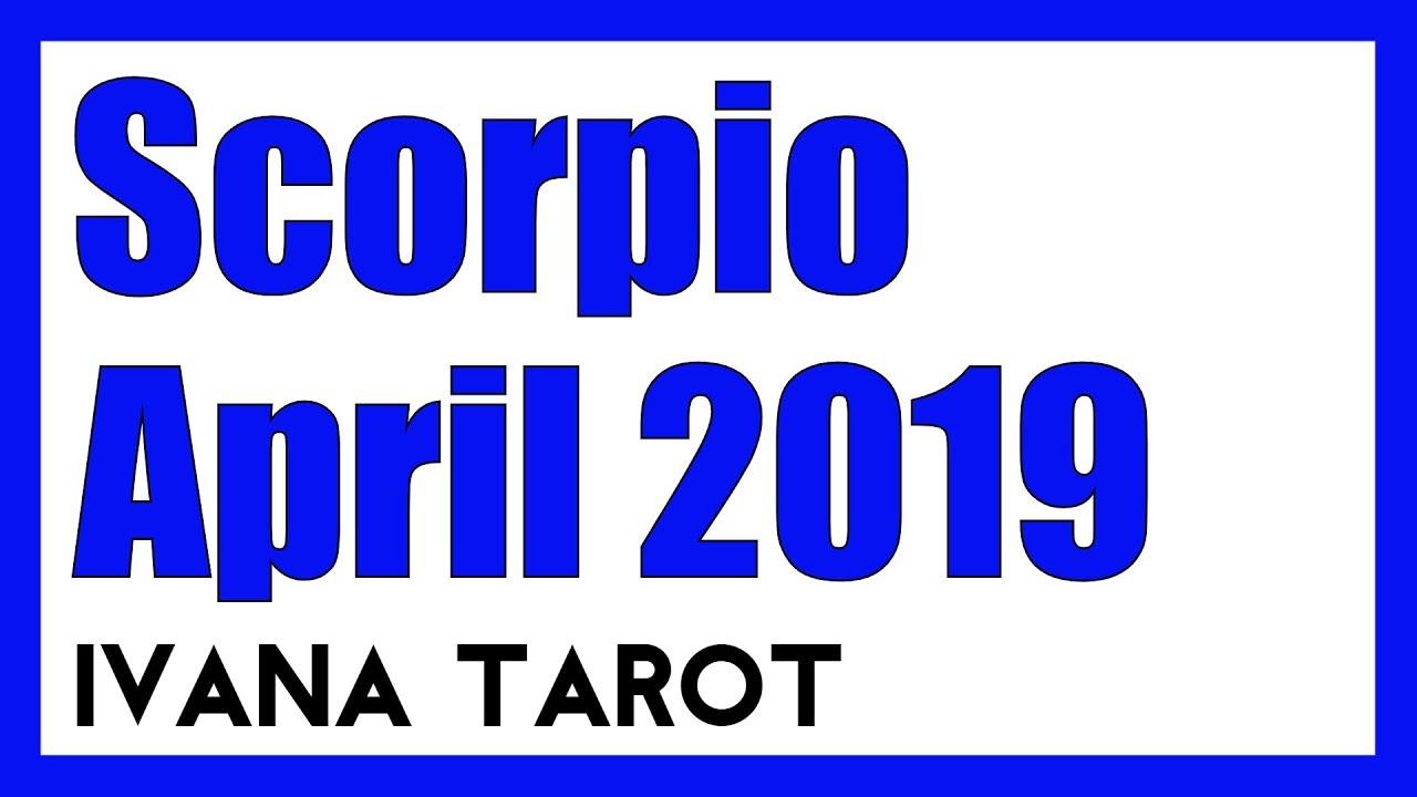 ivana tarot scorpio 2019