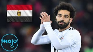 Top 5 Countries That Could Cause an Upset at the World Cup 2018