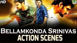 Bellamkonda Srinivas Best Of Action Scenes | Jaya Janaki Nayaka KHOONKHAR | Hindi Dubbed Movie