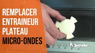 Comment réparer votre four à micro-ondes - Remplacer l'entraîneur de plateau ?