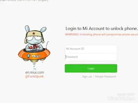 fix Xiaomi unlock bootloader stuck 99% current account is not bound to this  device - fix 86006 error by GIAI PHAP ANDROID