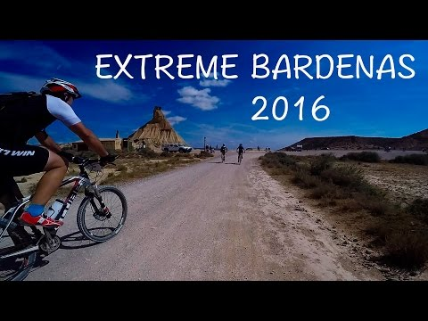 Extreme bardenas
