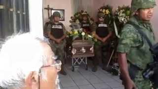 """Sargento Segundo de Caballería """"Bernardino Flores"""