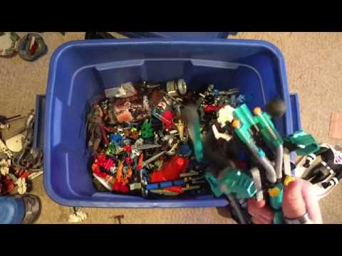Unboxing my 15 year old toy box!