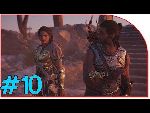 Assassin's Creed Odyssey -10 -اساسن كريد اوديسي - مواجهة ديموس thumbnail
