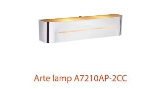 Видеообзор Arte lamp A7210AP-2CC