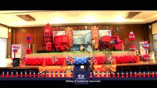 London Theme Birthday decoration by AICAEVENTS