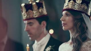 SDE - клип-монтаж  в тот же день Венчание в соборе Александра Невского