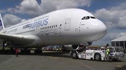 Airbus A380   Le Bourget 2011