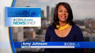 CBSLA.com Morning Newsbrief (March. 25)