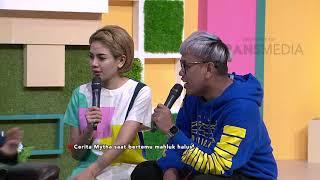 PAGI PAGI PASTI HAPPY - Horor, Dibalik Pembuatan Soundttrack Nini Thowok (21/12/17) Part 5