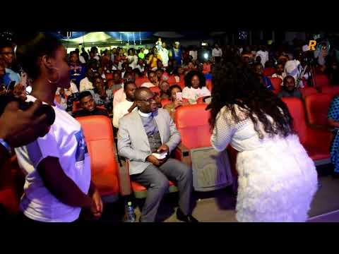 OBAAPA CHRISTIE AND BROTHER SAMMY @ NATIONAL GOSPEL MUSIC AWARDS (NGMA)