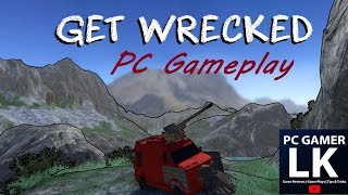 Get Wrecked | Free To Play | PC Gameplay | PCGamerLK