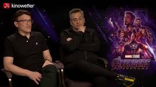 Baixar Interview Anthony Russo & Joe Russo AVENGERS: ENDGAME Marvel