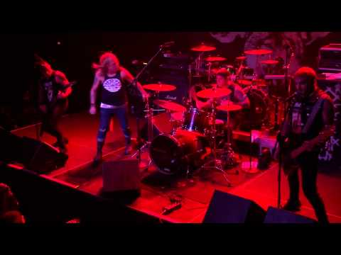 """THE CASUALTIES """"Get Off My Back"""" Live 2/19/12"""