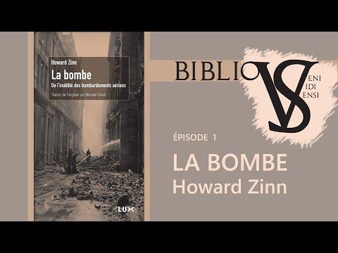 La Bombe, Howard Zinn - Biblio-VVS #1