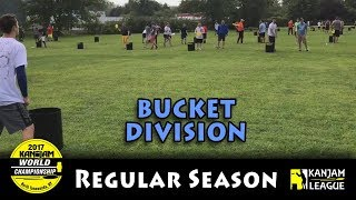 2017 KanJam World Championship - Regular Season: Bucket Division