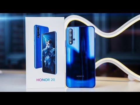 Обзор Honor 20! Стоит ли покупать или Лучше взять Xiaomi?