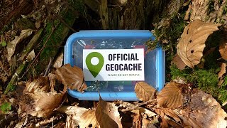 Out finding a new geocache Thumbnail