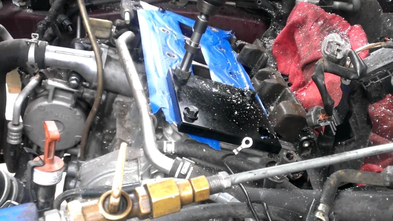 Toyota Highlander Service Manual: Cylinder head gasket (2AZ-FE)