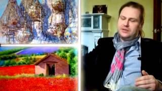 видео Открытие выставки Татьяны и Александра Степановых