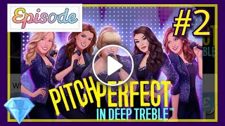 Pitch Perfect In Deep Treble - Ep 2 (All Gem Choices 💎) || EPISODE INTERACTIVE