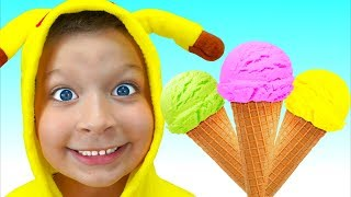 Макс и Песни для детей - Серии про Еду - Детские Песни