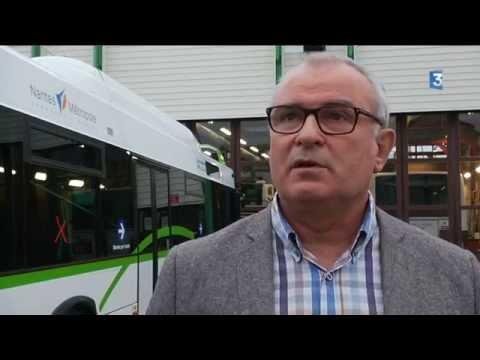 Nantes : des arrêts de bus à la demande
