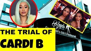 Cardi B Update | Speedy Trial Motion To Dismiss Denied | Trial Date Set | Hood Law