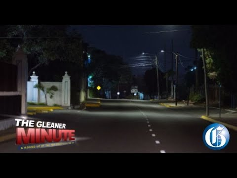 THE GLEANER MINUTE: Third COVID Death...Cases Jump To 44...IRIE FM Protest...Netball Pay Cut...