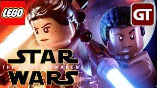 Thumbnail für das LEGO Star Wars 7: Das Erwachen der Macht Let's Play