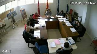 Pleno Extraordinario  13 5 16   Ayto  Santovenia de la Valdoncina