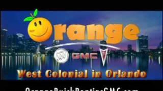 Orange Buick Pontiac GMC since 1929