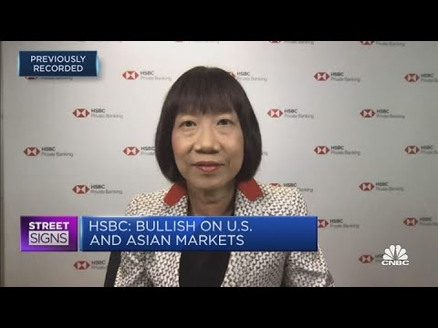 HSBC remains 'constructive' on Asia stocks and credit