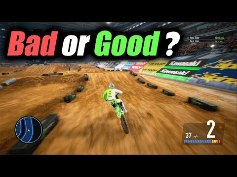 Bad or Good? Monster Energy Supercross – The Official Videogame 3 – Review