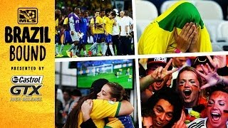 Germany 7 - 1 Brazil, What did we just witness? | Brazil Bound