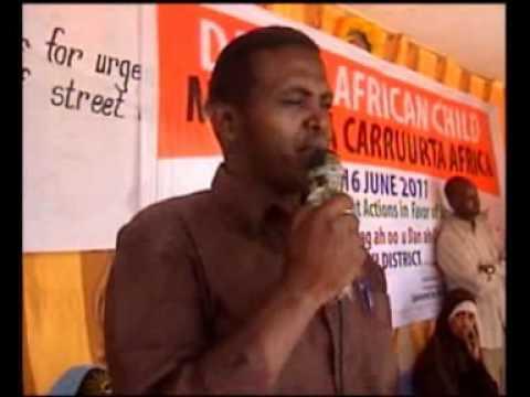 Lughaya.com 16 June iyo Xuska Maalinta caruurta Africa.wmv