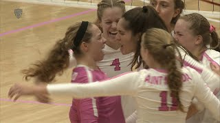 No. 2 Stanford women's volleyball comes out on top in Five-set battle against No .18 Utah