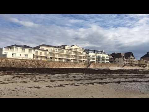 Channel Island's Hotel de Normandie, St. Helier