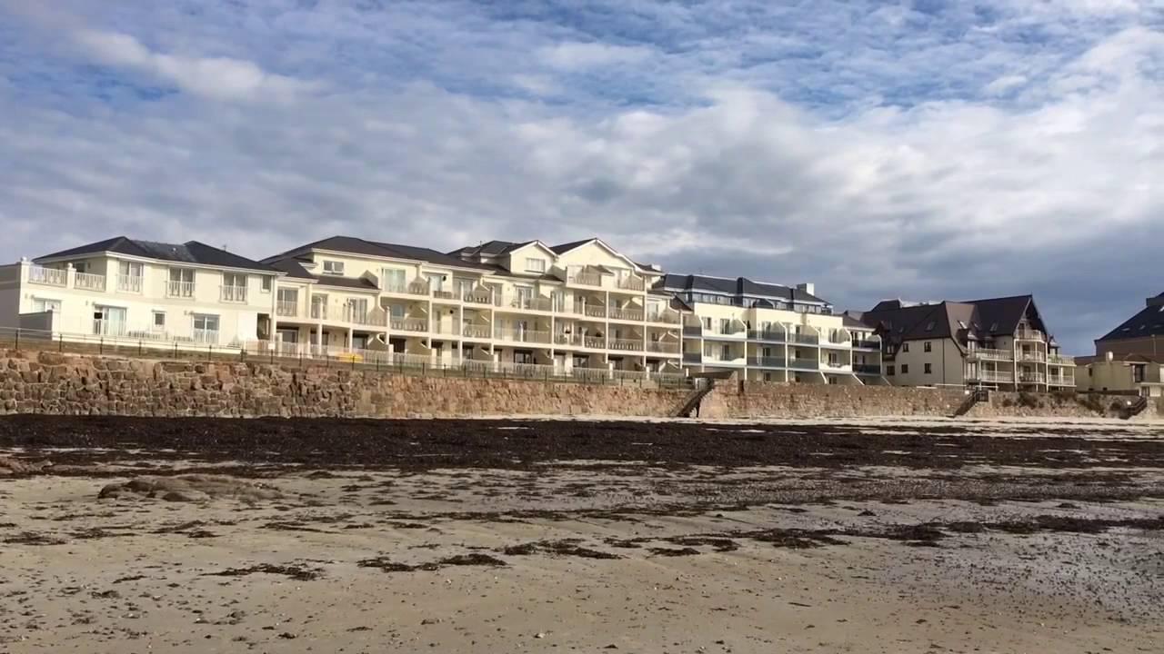 bfd685be3e62 Channel Island s Hotel de Normandie, St. Helier - YouTube