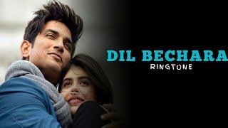 Khulke Jeena ka Ringtone/Dil bechara Ringtone/Sushant Ringtone/Download now