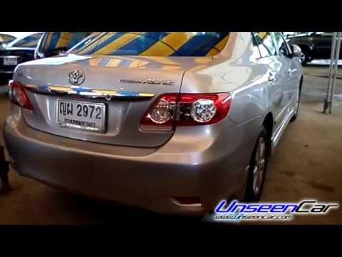 รถมือสอง TOYOTA ALTIS โฉมปี (08-11) 1.6 G