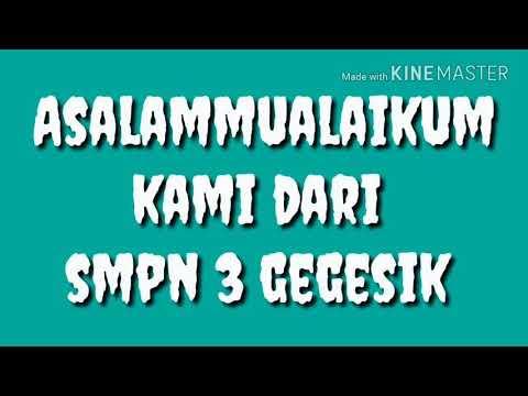 SMP 3 Gegesik 2K18