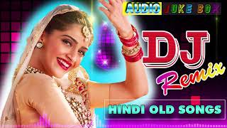90 Old Hindi dj song 🎵 Super Hits Dholki Mix Hindi dj Nonstop remix 90 🎵 Old is gold dj Hindi🎵