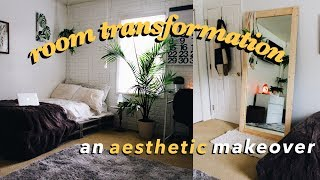Video-Search for room makeover aesthetic