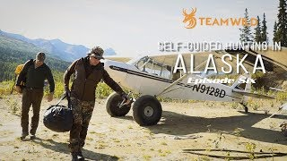 Self-guided Moose & Caribou Hunting in Alaska: Episode 6 – Moving to Moose Country